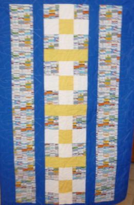 SHP Quilt by Roberta Granville